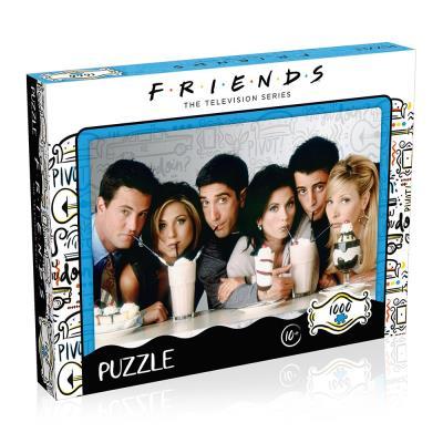 Friends 1000pc Puzzle
