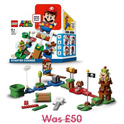 LEGO Super Mario Starter Course Toy Game 71360