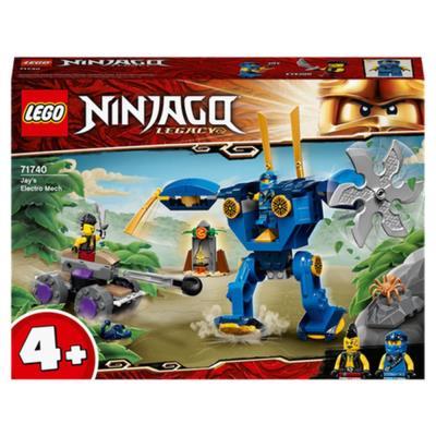 LEGO NINJAGO Legacy Jay's Electro Mech Toy 71740
