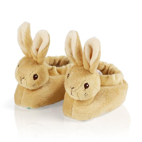 Beatrix Potter Peter Rabbit Baby/'s First Booties Plush Gift Set 0-6 Months