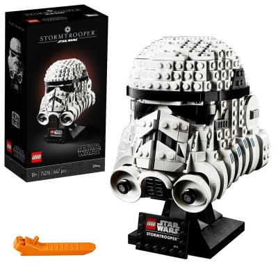 LEGO Star Wars Stormtrooper Helmet Model Set 75276