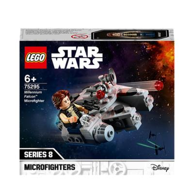 LEGO Star Wars Millennium Falcon Microfighter Toy 75295