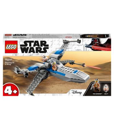LEGO Star Wars Resistance X-Wing Building Set 75297