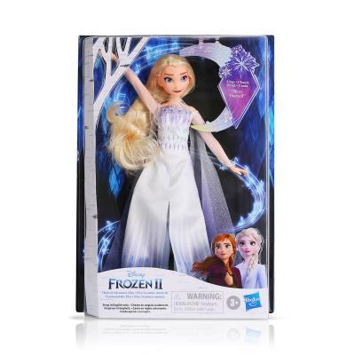 Disney Frozen 2 Elsa Singing Doll