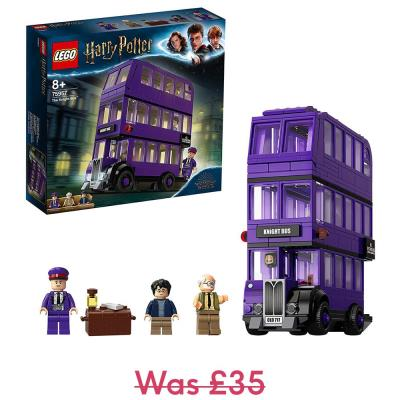 LEGO Harry Potter Knight Bus Toy 75957