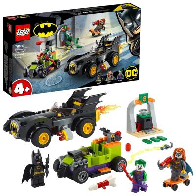 LEGO DC Batman vs. The Joker: Batmobile Toy 76180