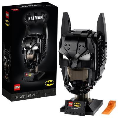LEGO DC Batman Cowl Adult Set 76182