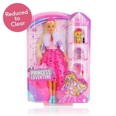Barbie Princess Adventure Barbie Doll
