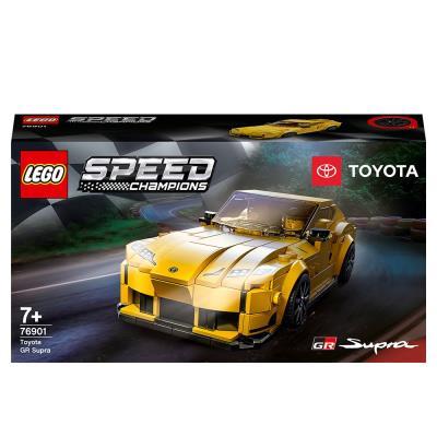 LEGO Speed Champions Toyota GR Supra Car Toy 76901