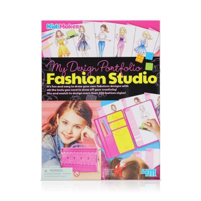 KidzMaker My Design Portfolio Fashion Studio