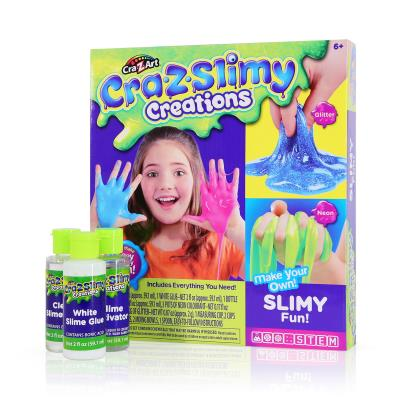 Cra-Z-Slimy Creations Slimy Fun Kit