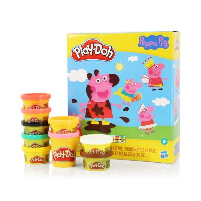 Play Doh Peppa Pig Playset