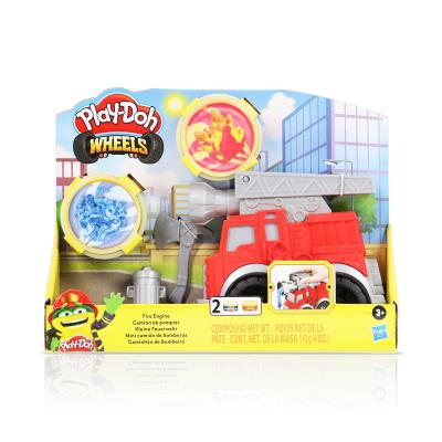 Play Doh Fire Engine Playset