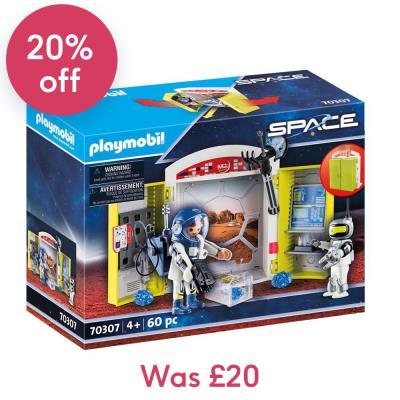 Playmobil Space Play Box