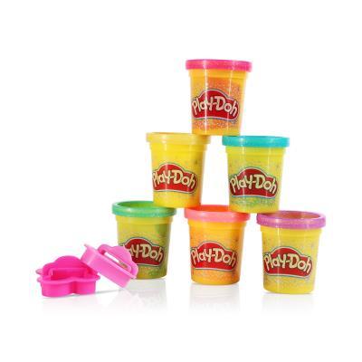Play Doh Sparkle Set