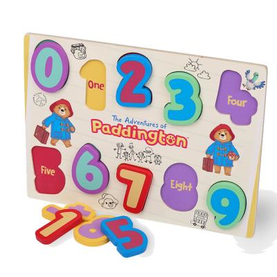Paddington Number Puzzle