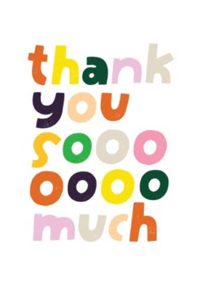 Kate Smith Company Thank you Card