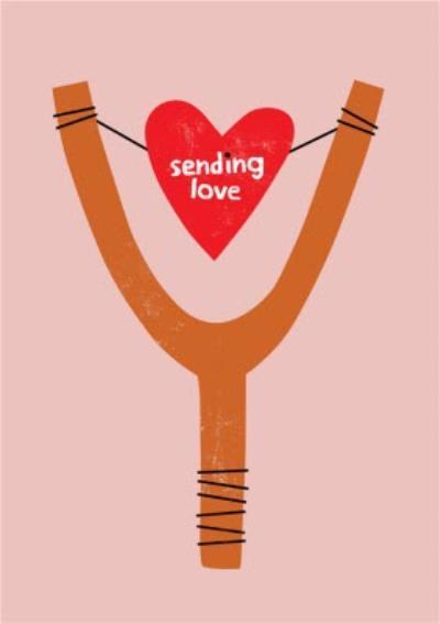Kate Smith Co Sending Love Card