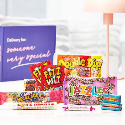 Retro Treats Letterbox Gift