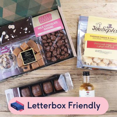 Rum Lovers Letterbox Gift
