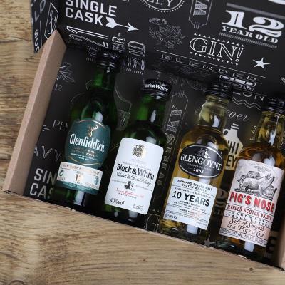 Blended Malt Whisky Letterbox Gift