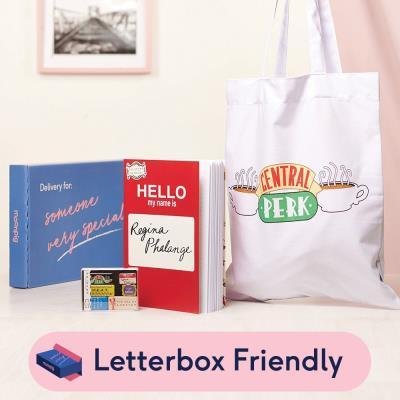 Friends Fan Letterbox Gift Set