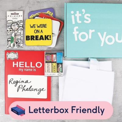 Friends Fan Letterbox Gift Set