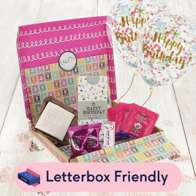 Happy Birthday Letterbox