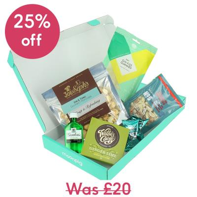 Gin & Tonic Letterbox Gift Set