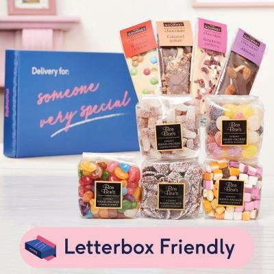 Gourmet Chocolate Bon Bonanza Letterbox Gift