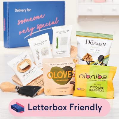 Cheese Lover Letterbox Gift