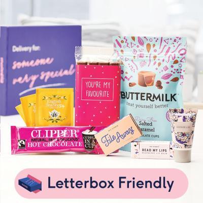 Pamper Hamper Letterbox Gift