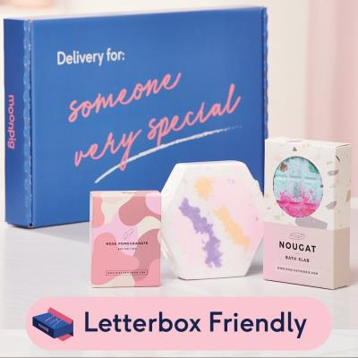 Miss Patisserie Me Time Letterbox Gift Set
