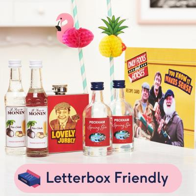 Only Fools & Horses Cocktail Letterbox Gift