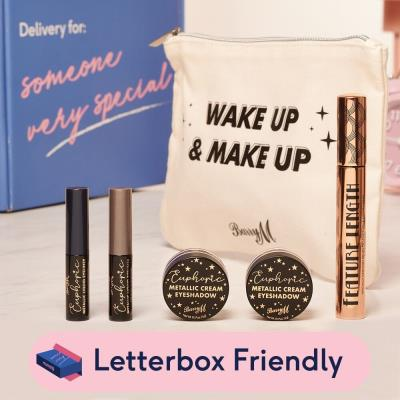 Barry M Euphoric Makeup Letterbox Gift