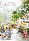 Big Garden Party Mothers Day Card