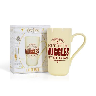 Harry Potter Latte Mug