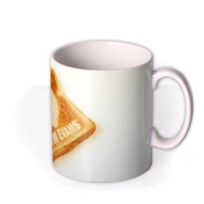Father's Day Toast Personalised Mug
