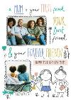 Mum Is Your First And Best Friend Personalised Mother's Day Card