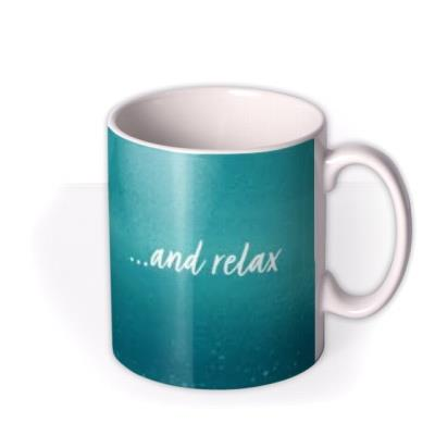 Dad's Me Time And Relax Mug
