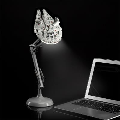 Millennium Falcon Desk Light