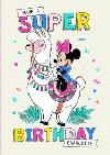 Disney Minnie Mouse Have a super Birthday