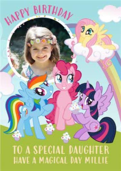 My Little Pony Daughter's Birthday Card