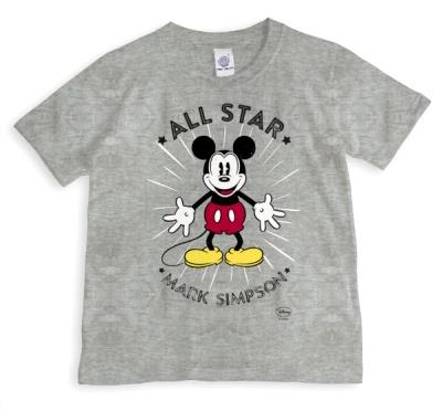 Disney Classic Mickey Mouse Personalised T-Shirt