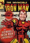 Iron Man Birthday Card