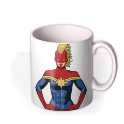 Marvel Captain America Busy Saving The Universe Mug