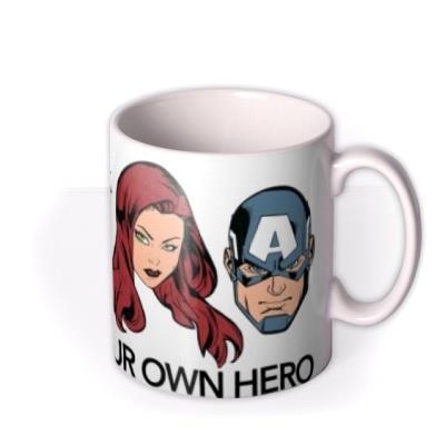 Marvel Be Your Own Hero Mug