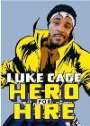 Marvel Luke Cage Hero For Hire Face Upload Card