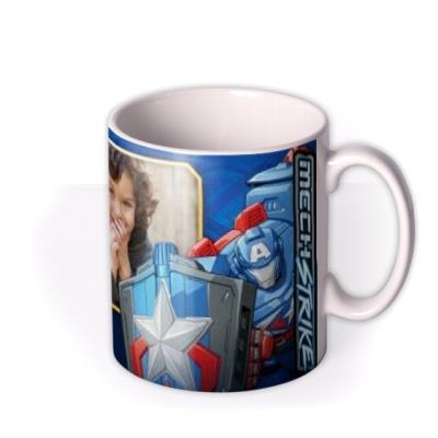Ironman Photo Upload Mug
