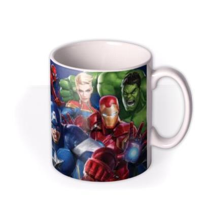 Marvel Super War Photo Upload Mug